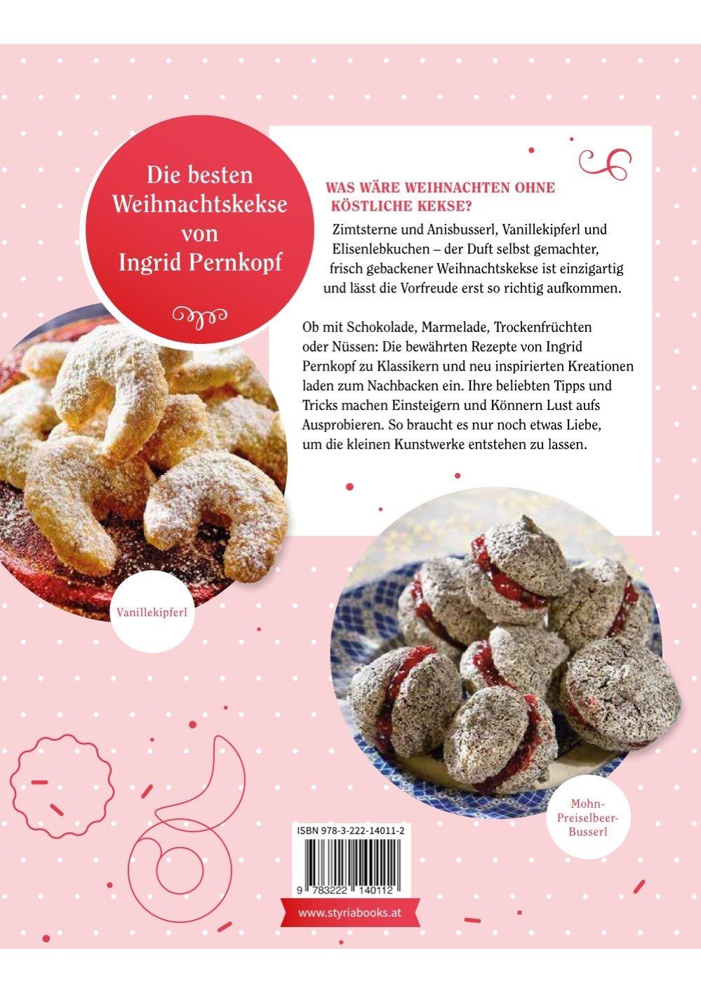 Weihnachtskekse Bestellen österreich.Kipferl Busserl Versandkostenfrei Bestellen