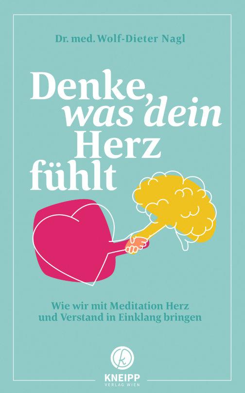 Herz mit Blumenstrauß: Meditation Herz und Verstand in Einklang bringen