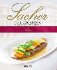 9783854316626 - Sacher The Cookbook