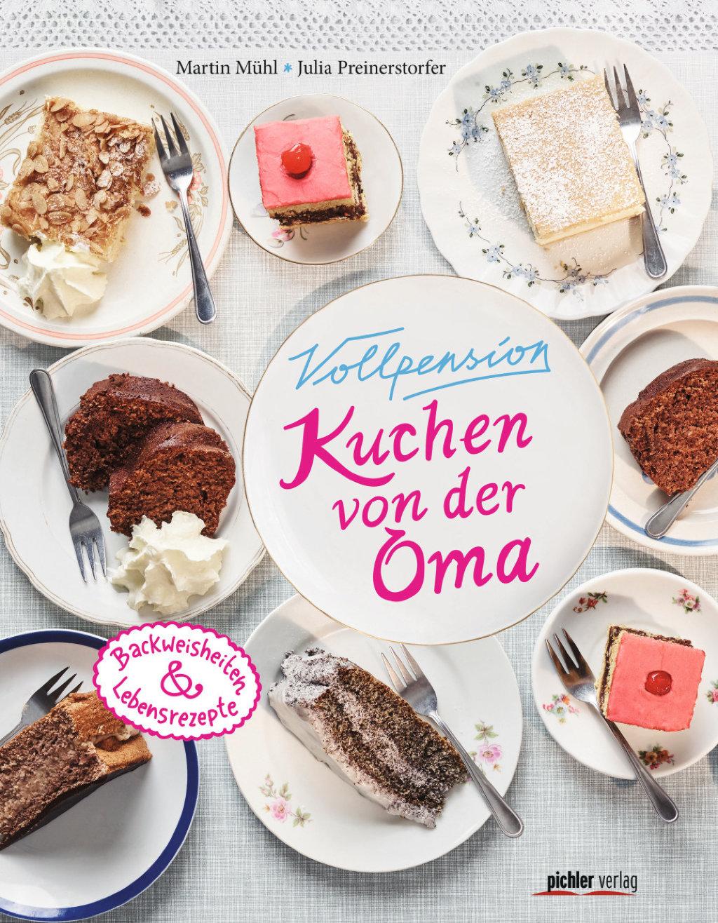 Vollpension Kuchen Von Der Oma Versandkostenfrei Bestellen